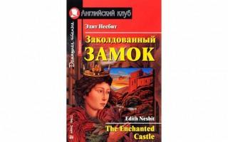 Заколдованный замок — книга на английском языке (The Enchanted Castle)