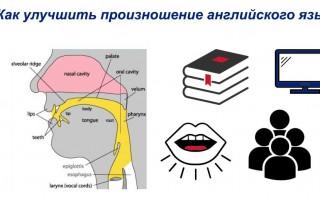 Как улучшить произношение английского языка? Советы, которые действительно помогают