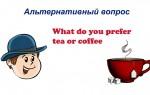 Альтернативный вопрос в английском языке — примеры, особенности, тонкости использования