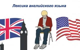 Лексика английского языка: популярные слова для начинающих и советы по их изучению