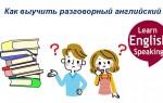 Как выучить разговорный английский: мотивируем и настраиваем себя на изучение языка