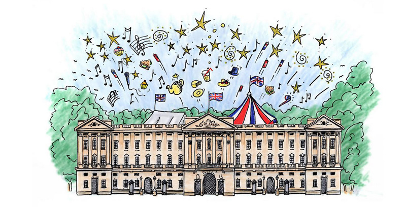 Рассказ на английском про Букингемский дворец (Buckingham Palace)