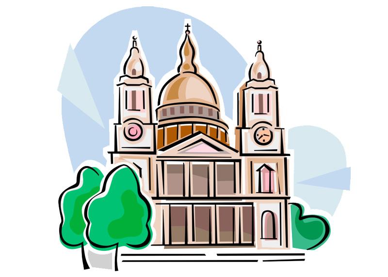 Рассказ про St. Paul's Cathedral на английском