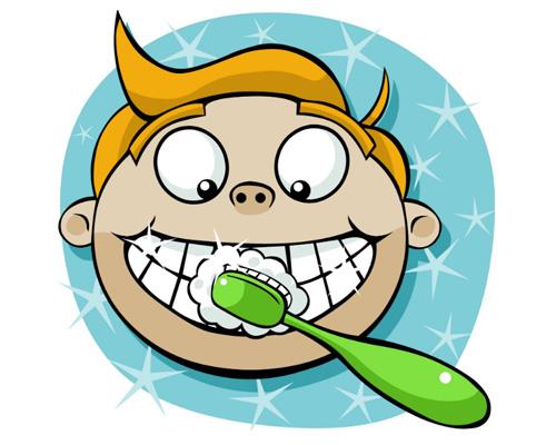 Зубы по-английски