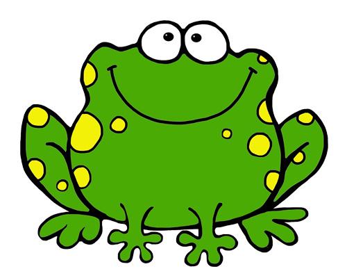 Лягушка по-английски - a frog