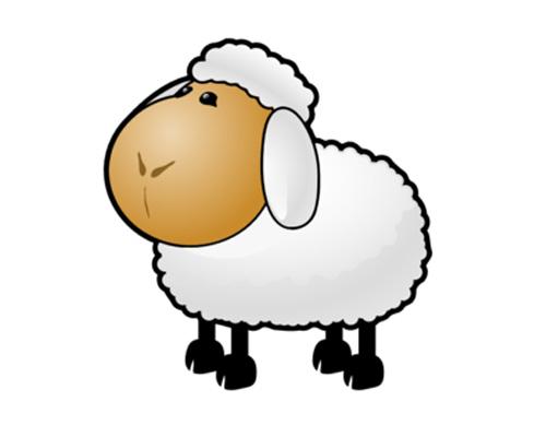 Овца по-английски - a sheep
