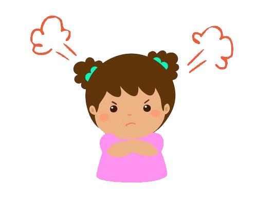 bad-tempered - плохое настроение, дурной характер