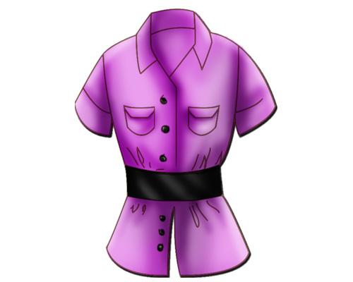 Блузка или кофточка по-английски - blouse [blaʊz]