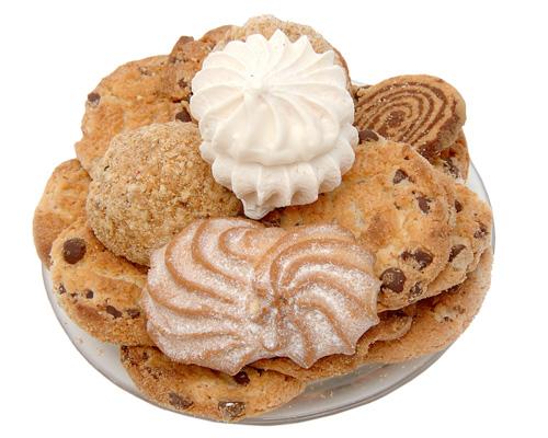 Бисквит, печенье по-английски - biscuits