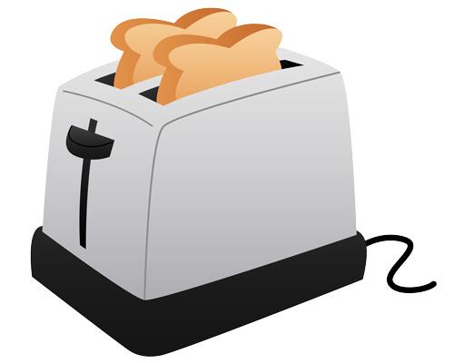 Поджаренный хлеб - toast