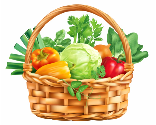 По-английски овощи - vegetables