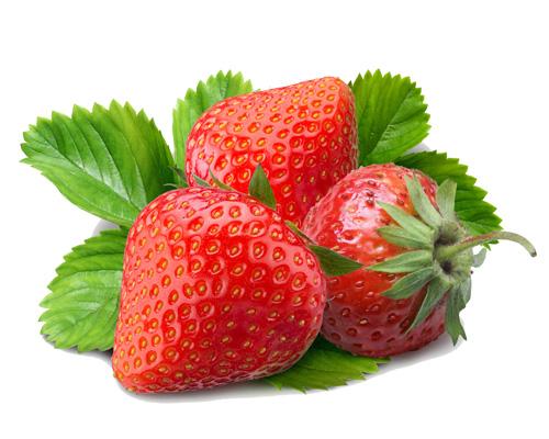 Клубника по-английски - strawberry [ˈstrɔːbərɪ]
