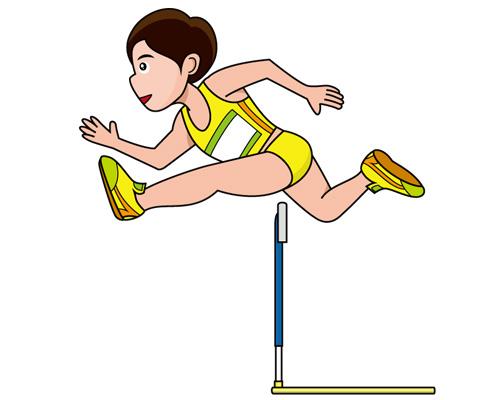 Легкая атлетика - athletics [æθˈletɪks]