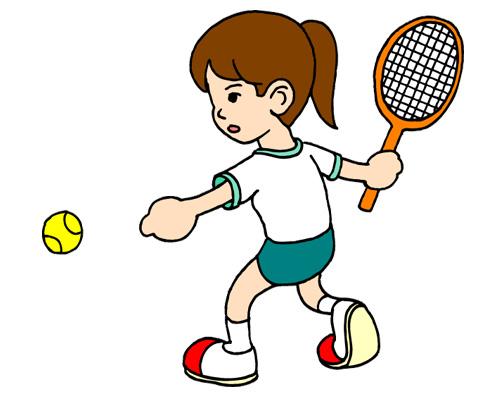 Теннис по-английски -tennis