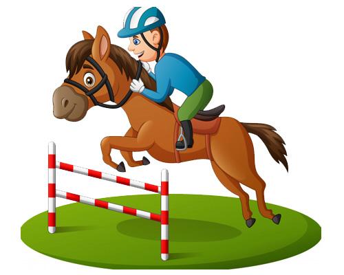 Соревнования по преодолению препятствий или Конкур -show jumping