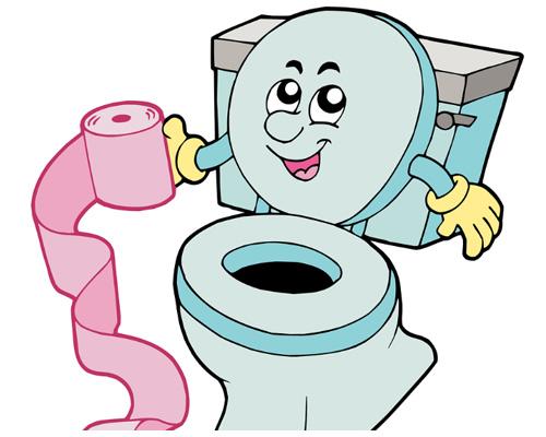 Туалет по-английски -toilet