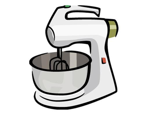 По-английски электромиксер - electric mixer