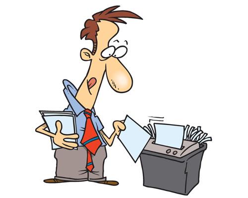 Офисный работник по-английски - an office worker