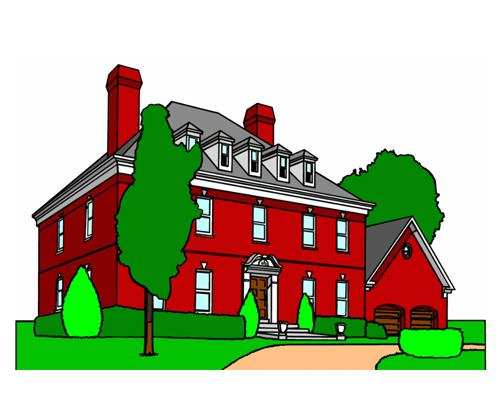 Имение, усадьба по-английски - country house/mansion