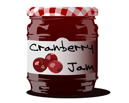 Правильно сказать, банка варенья, будет - ajar of jam