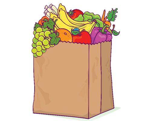 Овощной магазин - at the greengrocer's