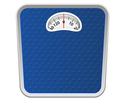 Весы для ванной комнаты - bathroom scales