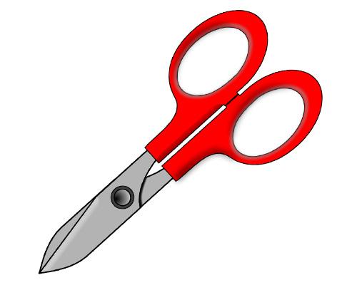 Ножницы по-английски - pair of scissors