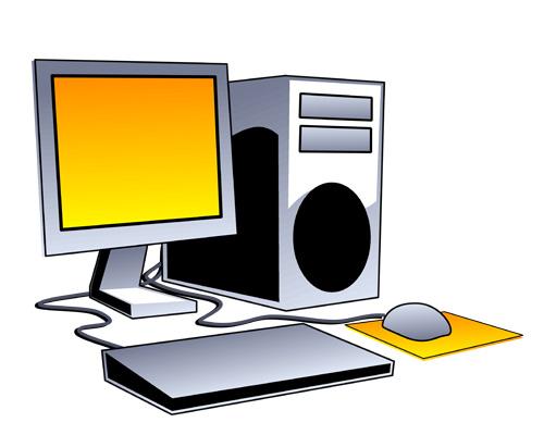 Компьютер по-английски (ПК) - computer [kəmˈpjuːtə]