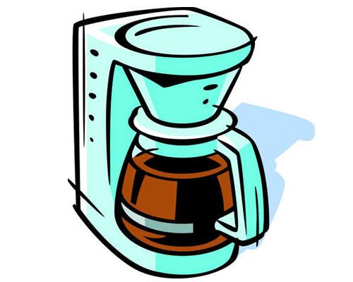 Кофеварка, кофе машина по-английски - coffee maker