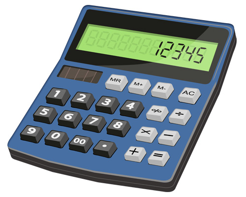 Калькулятор по-английски - calculator