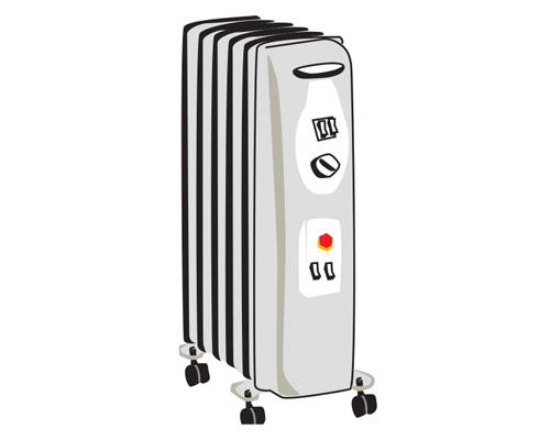 Обогреватель или радиатор по-английски - radiator