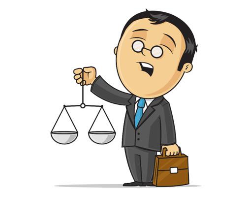 Адвокат, юрист по-английски - lawyer [ˈlɔːjə]