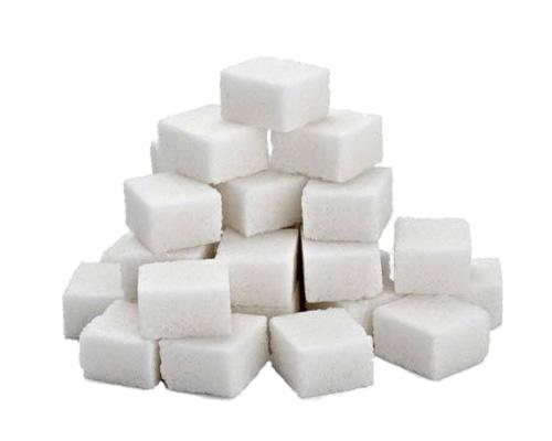 Кусочек сахара по-английски - a cube of sugar