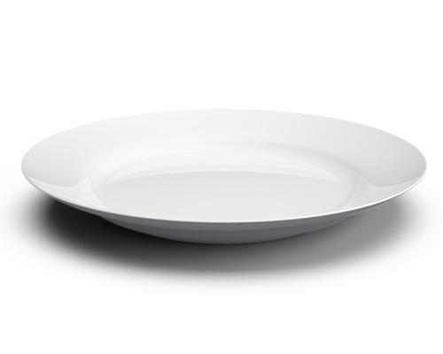 Тарелка по-английски - plate [pleɪt]