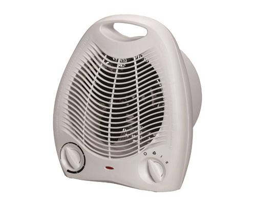 Тепловентилятор по-английски - fan heater [fæn ˈhiːtə]