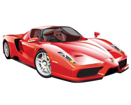 Спортивный автомобиль по-английски - sports car [spɔːts kɑː]
