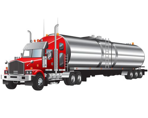 Автоцистерна, нефтевоз по-английски - tanker [ˈtæŋkə]