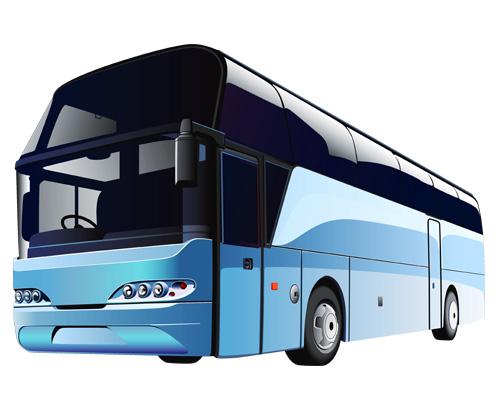 Большой автобус по-английски -coach