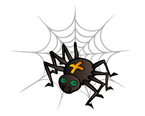web [web] - по-английски паутина