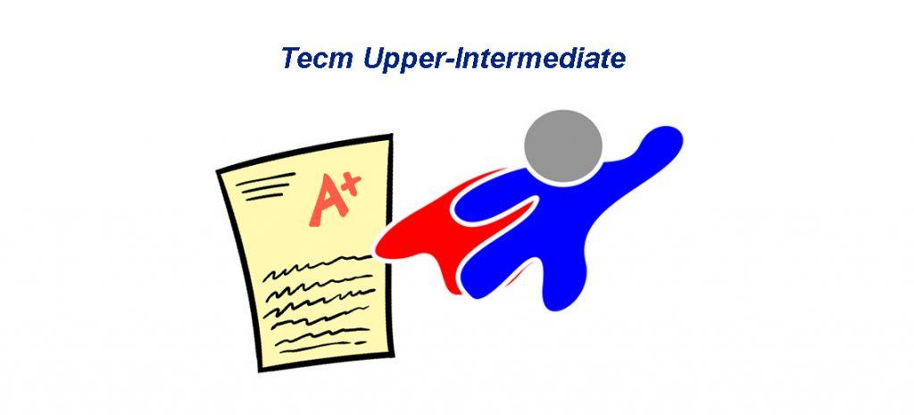 Тест Upper-Intermediate